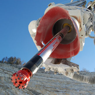 ROCKMORE DTH (Down-the-Hole) Drilling Tools - Rockmore